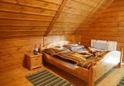 Hütte mit Hund-Schlafzimmer PBF00198
