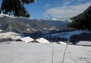 Und schöne Winterlandschaften an Silvester