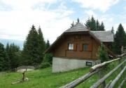 Hütte mit Hund-Aussenbereich PBF00198