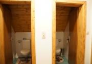 Hütte mit Hund-Toilette PBF00198