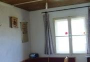 Esszimmer der Hütte