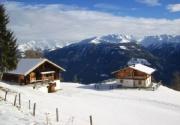 Urige Berghütte mieten-Winter PJS00197