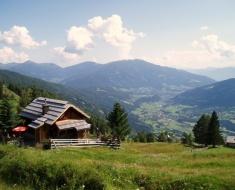 Hundefreundliche Hütte für 4 Personen mit viel Freiheit