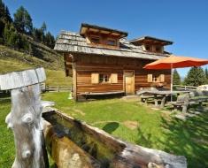 Berghütte für Paare ideal - schöne ruhige Lage