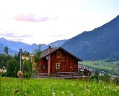 Hütte für 8 - 12 Personen im Zillertal