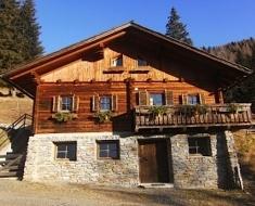 Familienberghütte in schöner Aussichtslage