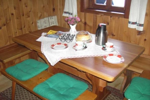 Urlaub am Maltaberg - Hütte im Nationalpark Hohe Tauern