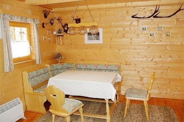 Ferienwohnung auf einer Hütte am Falkert in Österreich